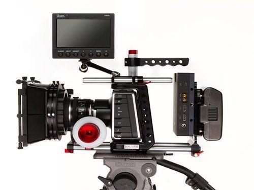 Shape Blackmagic Handheld Cage Kit Shape Http Www Amazon Co Uk Dp B00i9adequ Ref Cm Sw R Pi Dp Ht4dub08kbnf5 Handheld Black Magic Cinema Pocket Camera