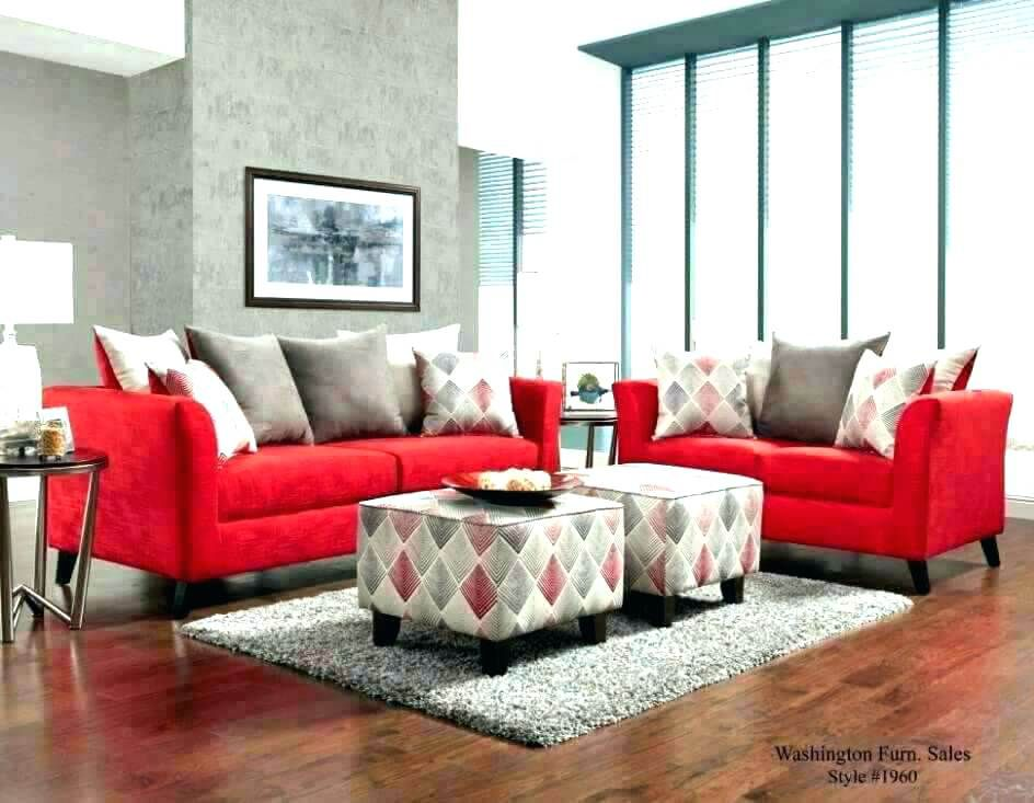 Fromthearmchair Latest Red Leather Couches Decorating Ideas In 2019 Red Living Room Set Living Room Red Red Sofa