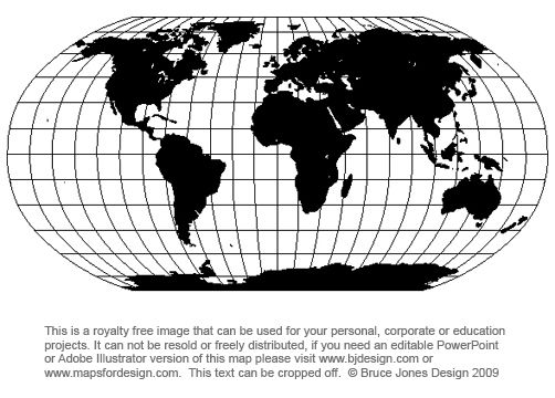 World robinson projection map europe centered printable blank world robinson projection map europe centered printable blank gumiabroncs Choice Image