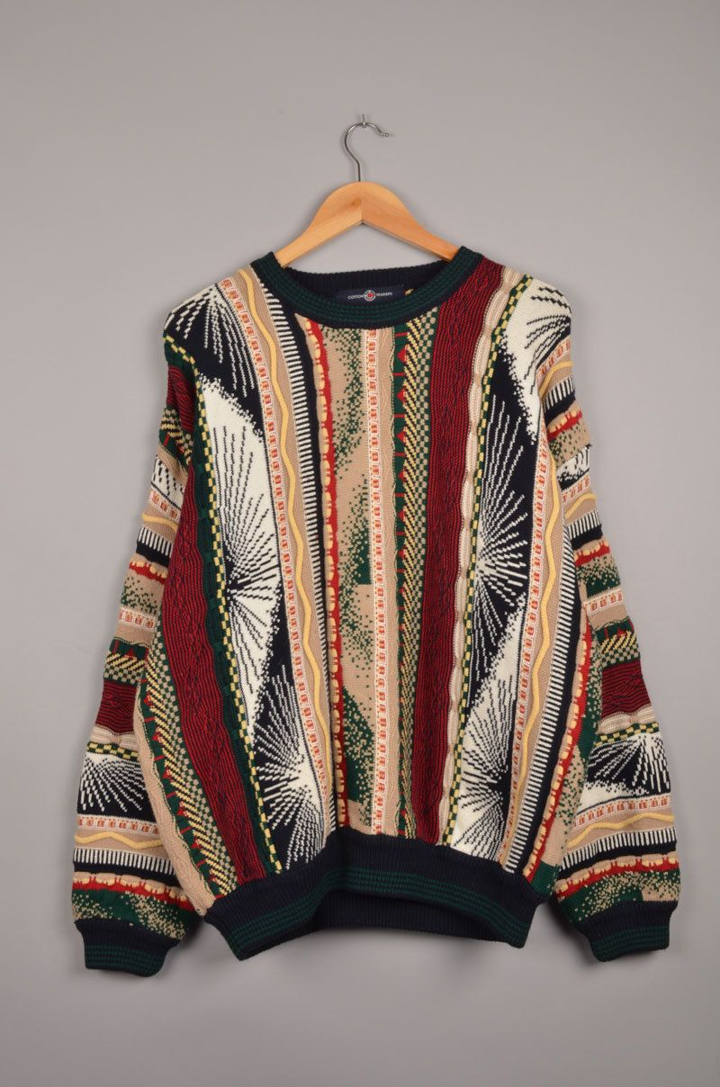 Cotton Traders Coogi Sweaters Coogi Look Coogi Vintage Sweater Carlo Colucci Sweater Cuggi Sweater Vintag Coogi Sweater Vintage Outfits Vintage Crewneck