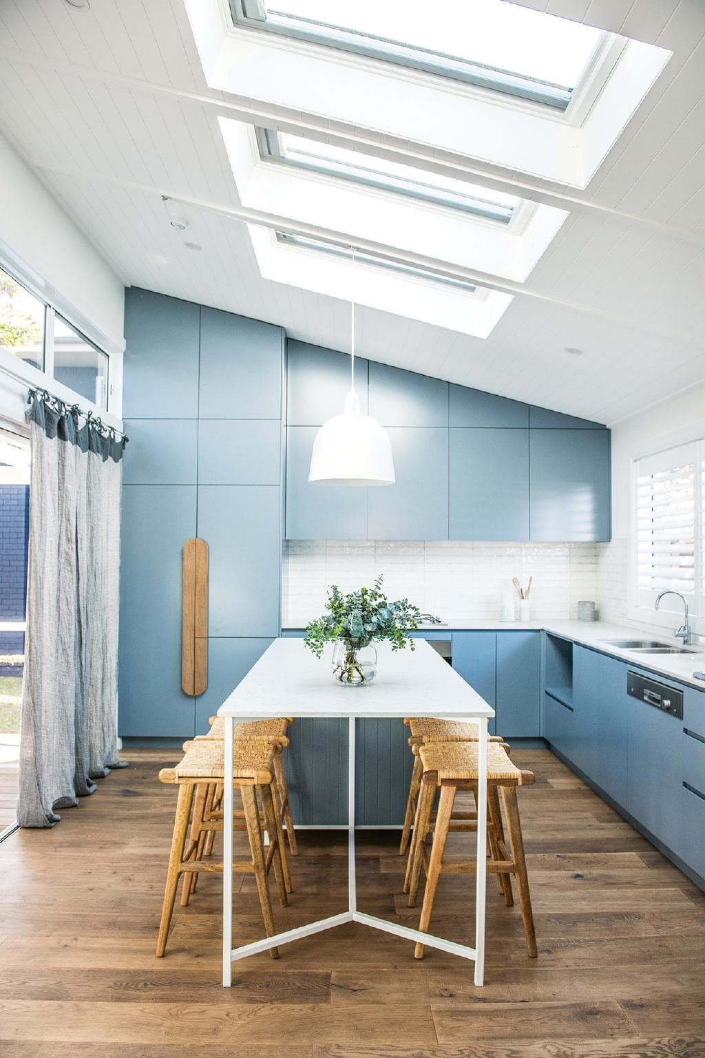 Top kitchens that nail space efficiency and aesthetics also rh pinterest