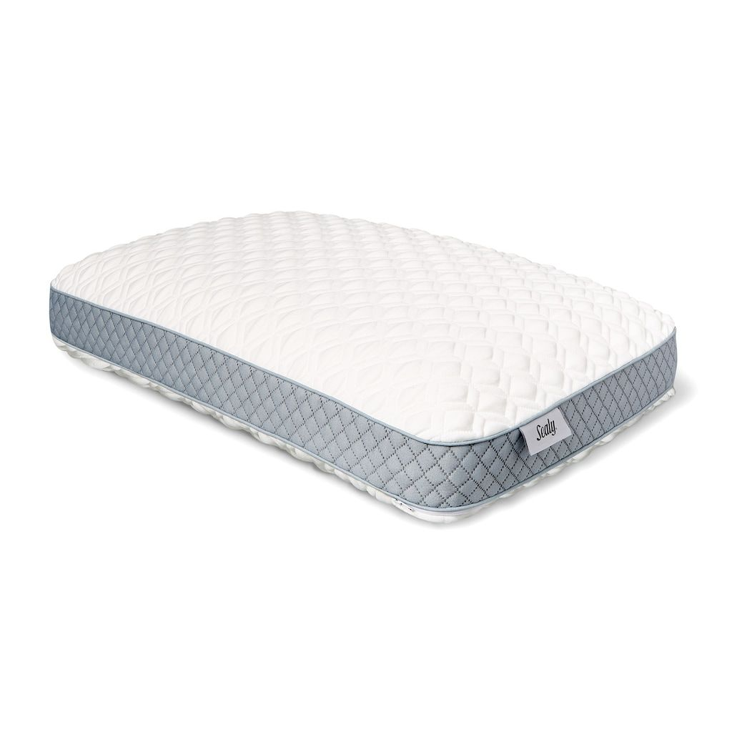 Sealy Memory Foam Bed Pillow In 2020 Bed Pillows Memory Foam