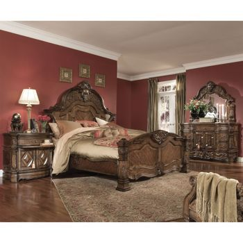 Costco Ellington 6 Piece Cal King Bedroom Set Aico Furniture