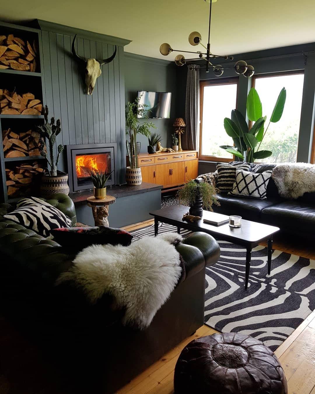 Pin auf Living rooms