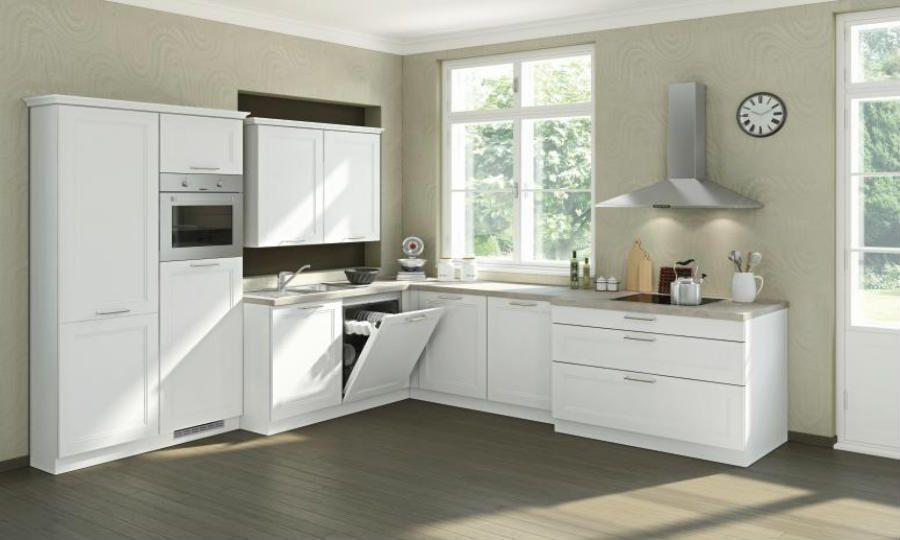 Bildergebnis Für Küche L Form Fenster
