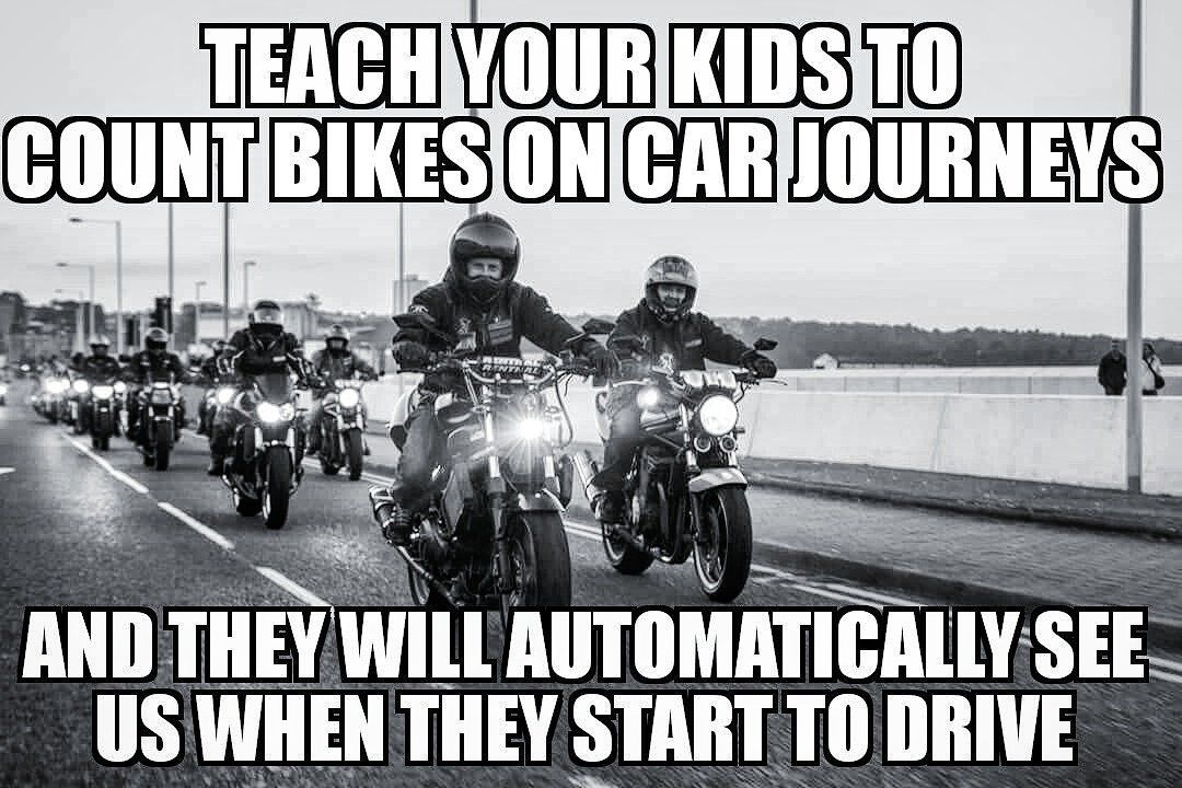 Make A Game Of Motorcycle Safety Motorcycle Quotes Motorcycle