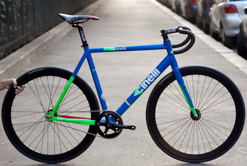 Vigorelli | Bike life, Bicycle, Build a bike