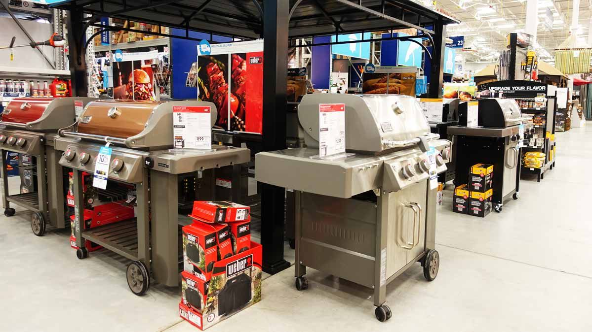 Best Gas Grills to Buy at Lowe's Best gas grills, Gas