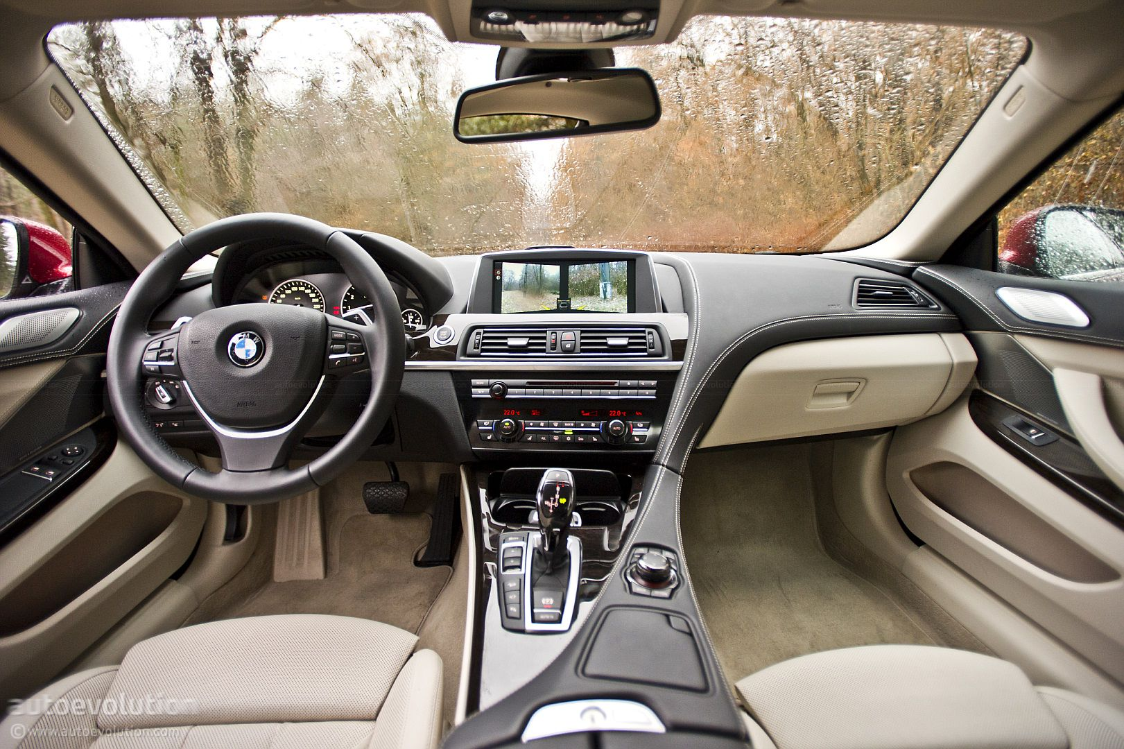 BMW 6 Series Gran Coupe Interior Gallery MoiBibiki 10