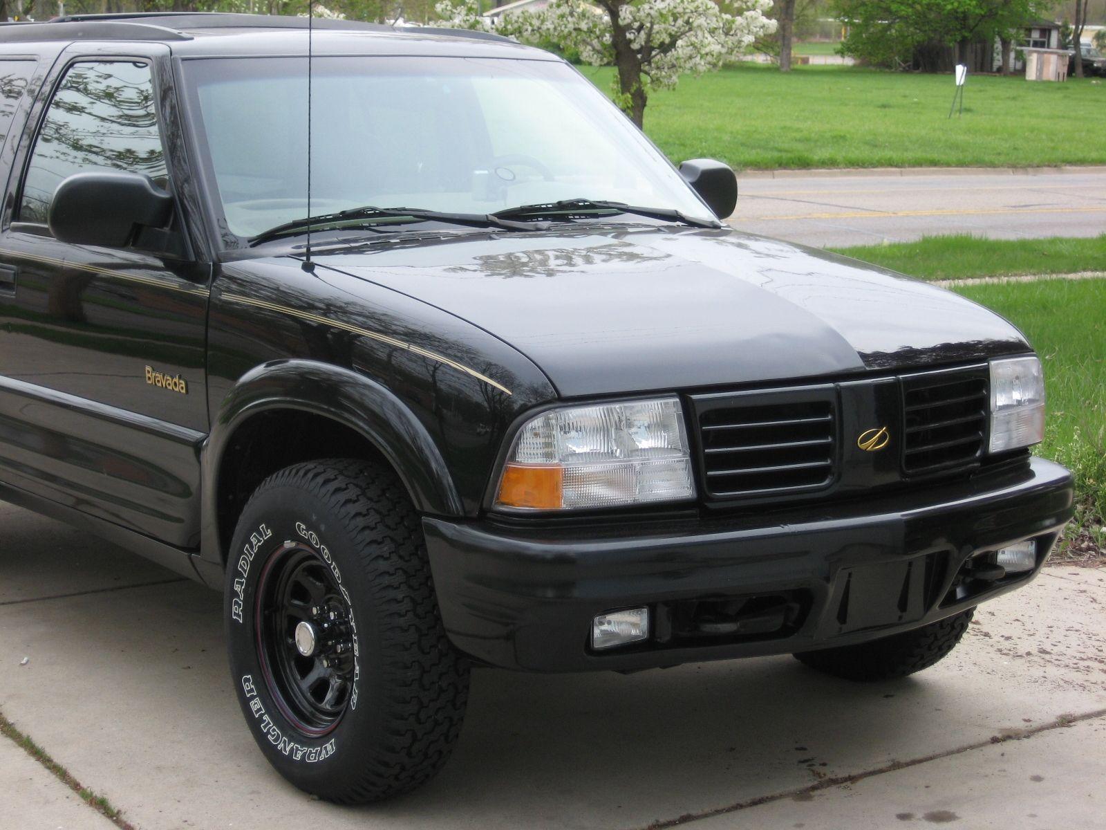 MI Yukon 1999 Oldsmobile Bravada 18799574