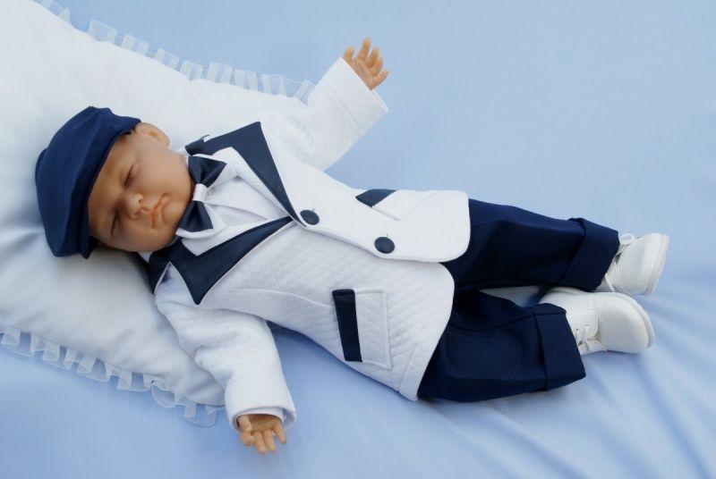 Ubranko Do Chrztu Komplet Jacek Z Eko Skorka R86 5452469377 Oficjalne Archiwum Allegro Baby Car Seats Baby Christening Boy Baptism
