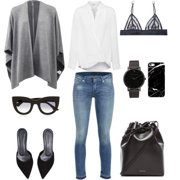 Look minimalista / Super Afim