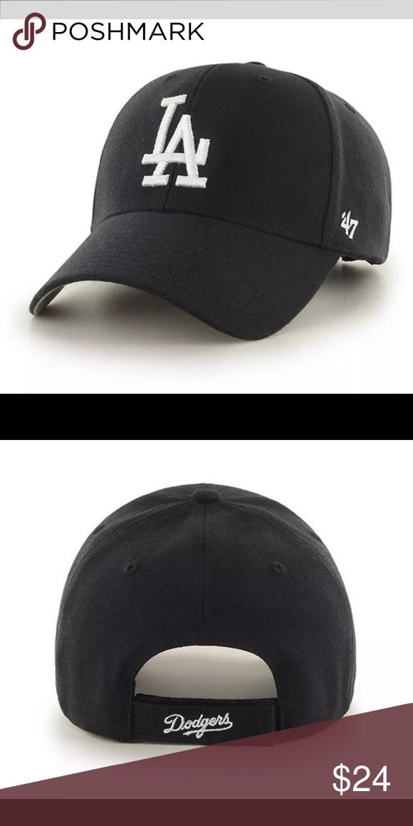 eabc215c5c8 Los Angeles Dodgers  47 Brand Adjustable MVP Hat NEW WITH TAGS Los Angeles  Dodgers Adjustable