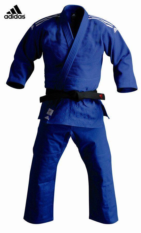 huge selection of 18f4f 2f90f Judogi adidas J800B azul Para profesores y competencias mundialistas -  Homologado por la IJF - Resistencia