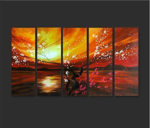 Oil Painting Ideas: Abstract Oil Paintings On Canvas | arte ...