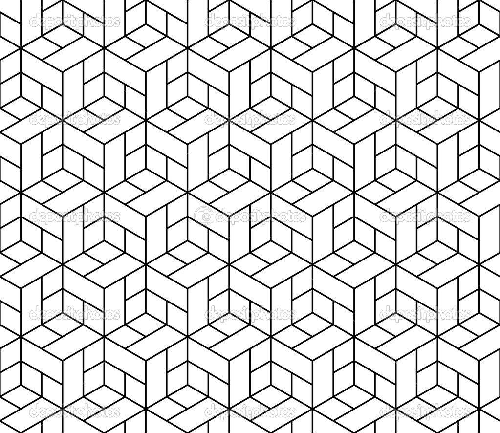 Resultado de imagem para geometric patterns | Padrões | Pinterest ...