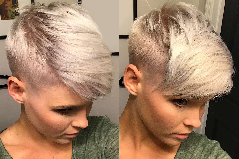 Christina Perez Kurze Frisuren In 2019 Frisuren Frisuren