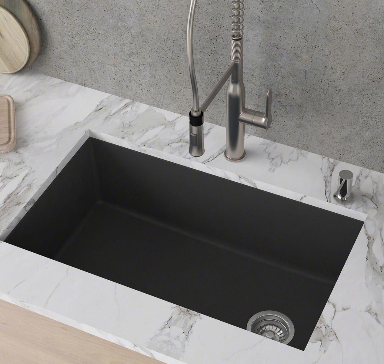 Kitchensink Granite Kitchen Sinks Black Kitchen Sink Undermount Kitchen Sinks