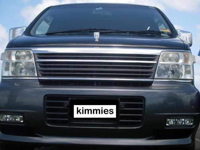 Nissan Elgrand, 4x4, People Mover, 8 Sea... is listed For Sale on ...