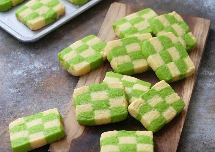 Resep Kukis Ketupat Oleh Fridajoincoffee Resep Resep Kue Kering Makanan Mudah