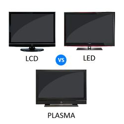 Led Lcd Plasma What Is The Difference Tv Repair Company Plasma Lcd Led