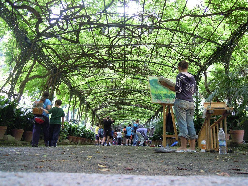 Conoces El Jardin Botanico Historico La Concepcion Ahora Puedes