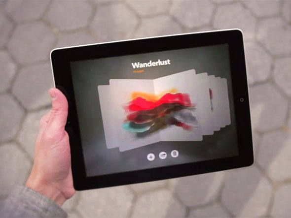 O tablet Courier, que a Microsoft desenvolveu e abandonou em 2010, ressuscitou no iPad...