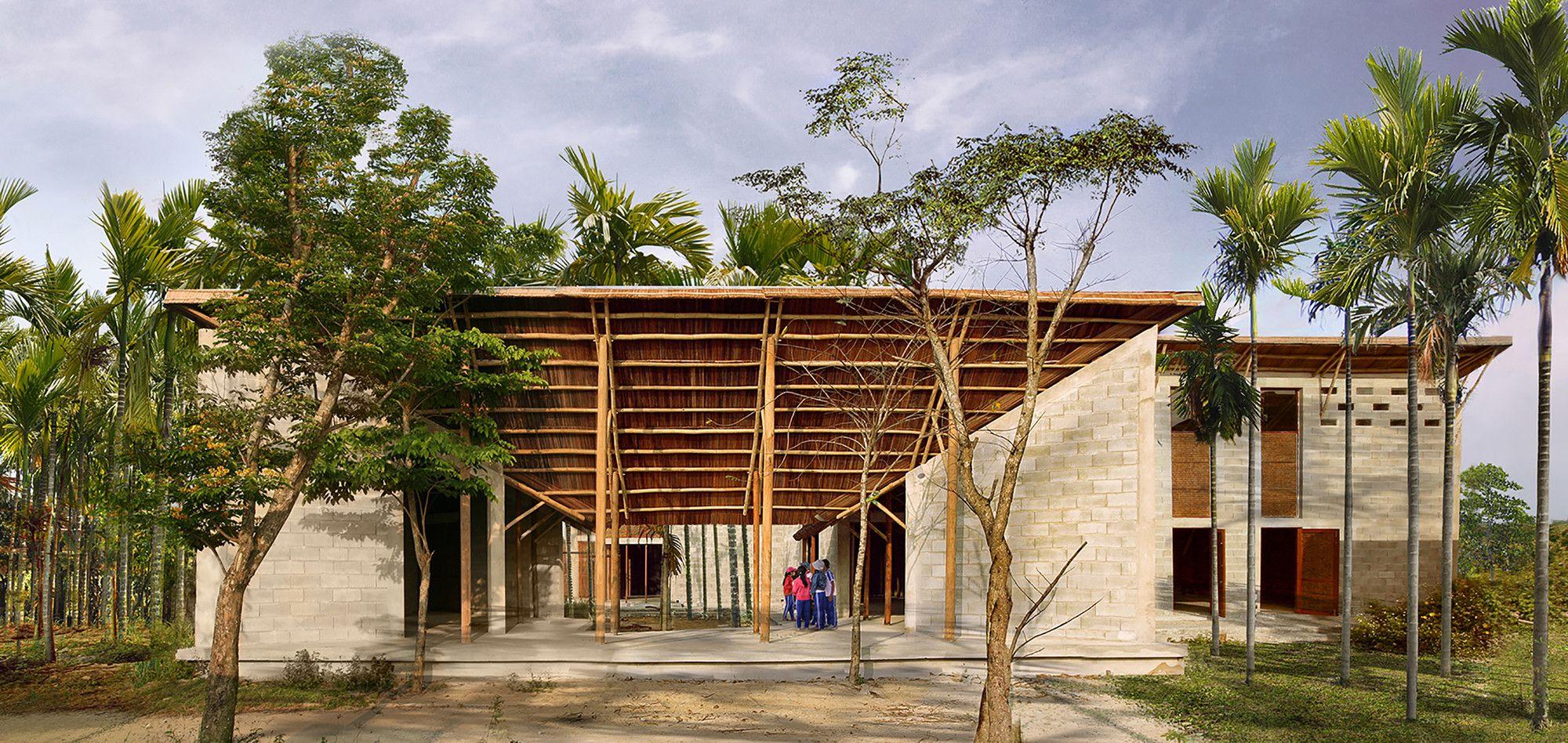 Cam Thanh Community House / 1+1>2