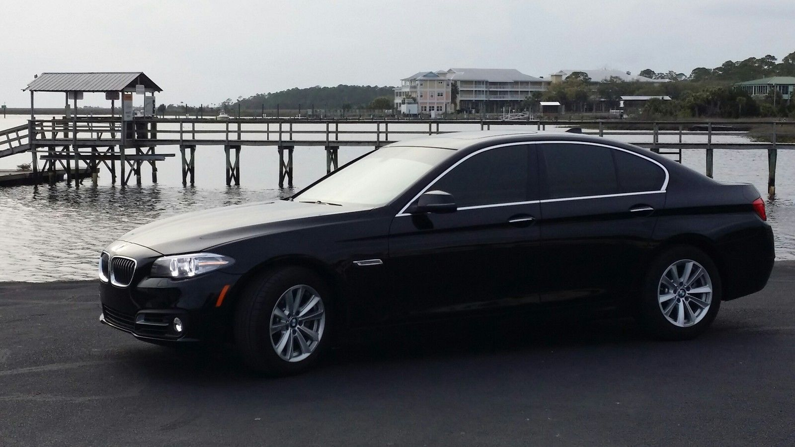 Car Brand Auctioned Bmw 5 Series 528i Xdrive Very Clean 2015 Bmw