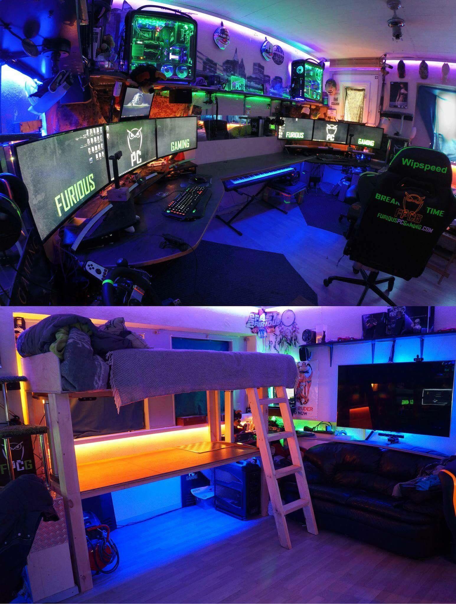 5100 Koleksi Ide Design Kamar Gaming Minimalis Gratis Terbaik Yang Bisa Anda Tiru