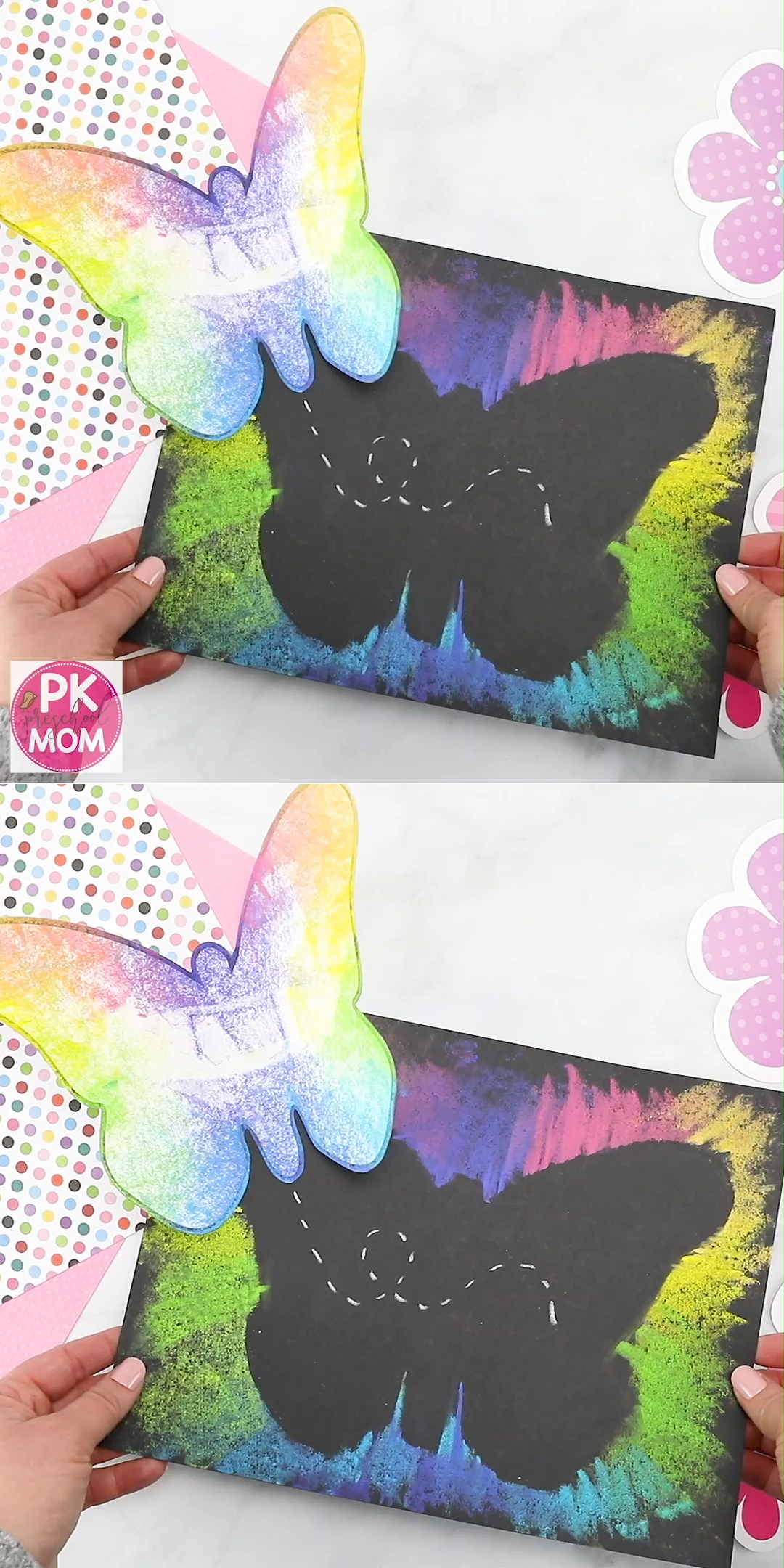 Butterfly Art Project for Kids