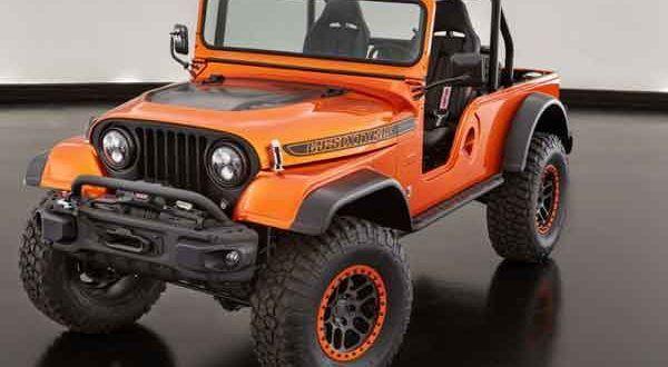 nouveauauto com 2017 nouveaut s automobile 2017 jeep concept cj66 nouveaux mod les 2017. Black Bedroom Furniture Sets. Home Design Ideas