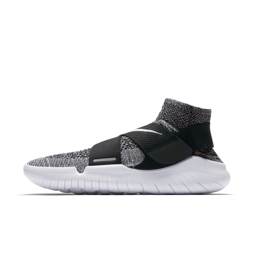 f2a85eda221 Nike Free RN Motion Flyknit 2018 Men's Running Shoe Size 11 (Black ...