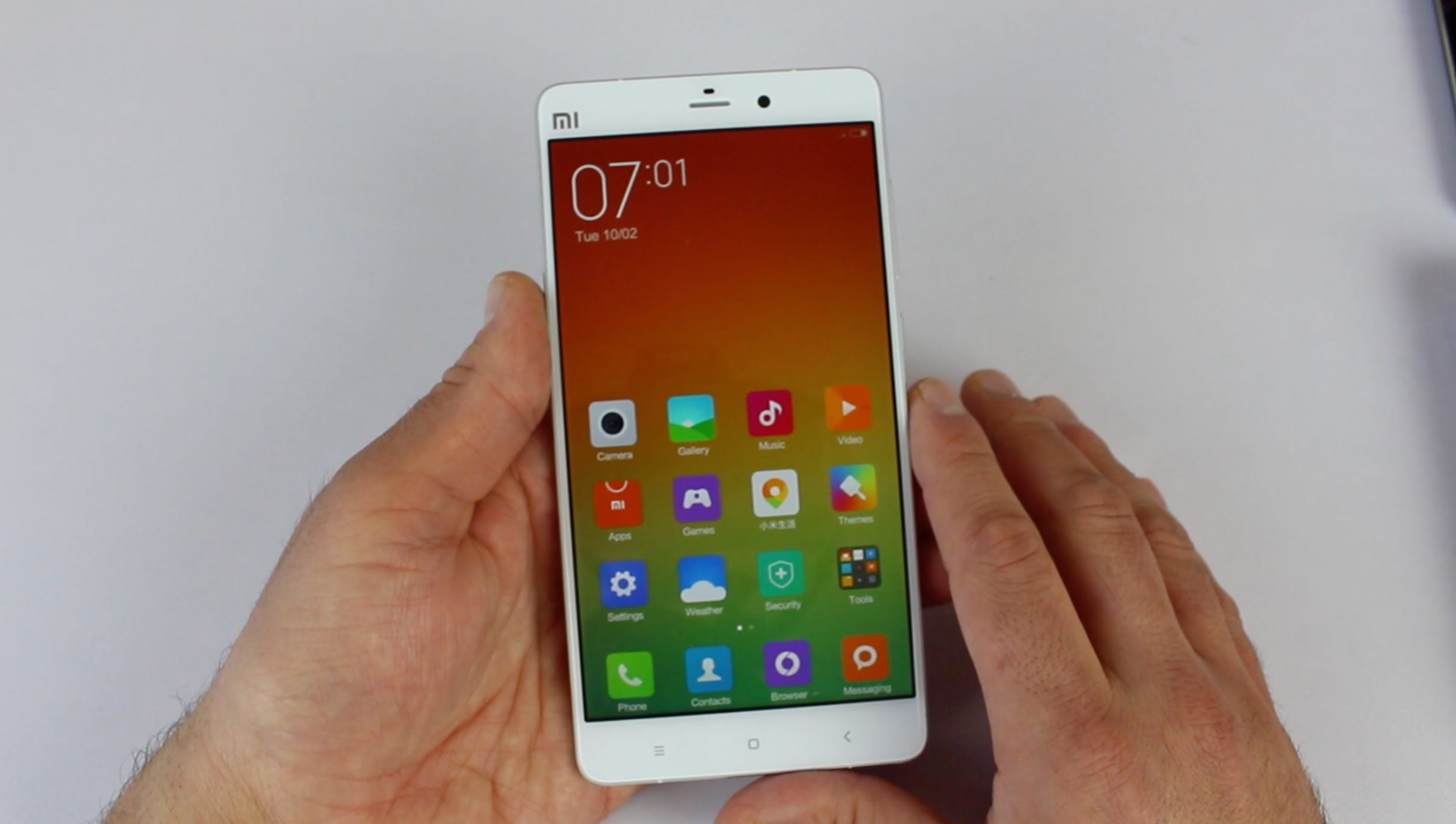 2015 Xiaomi Mi Note Pro Hands Review Unboxing