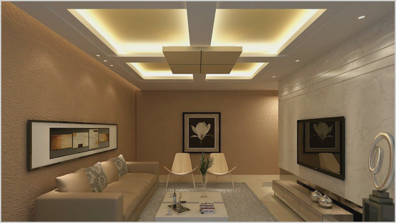 Best Fall Ceiling For Living Room In 2020 Ceiling Design Li