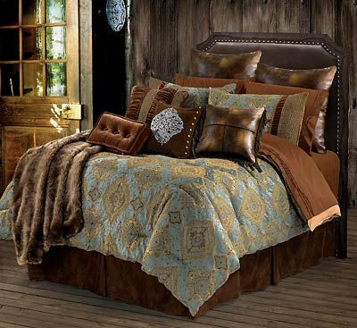 Beau Thank You. You Will Receive A $1 Off Coupon During Checkout. Bianca II Western  Style Bedding   Comforter Set 2