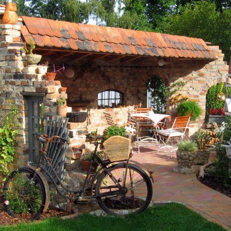 Garten, Gartengestaltung, Ideen und Bilder #gardendesign