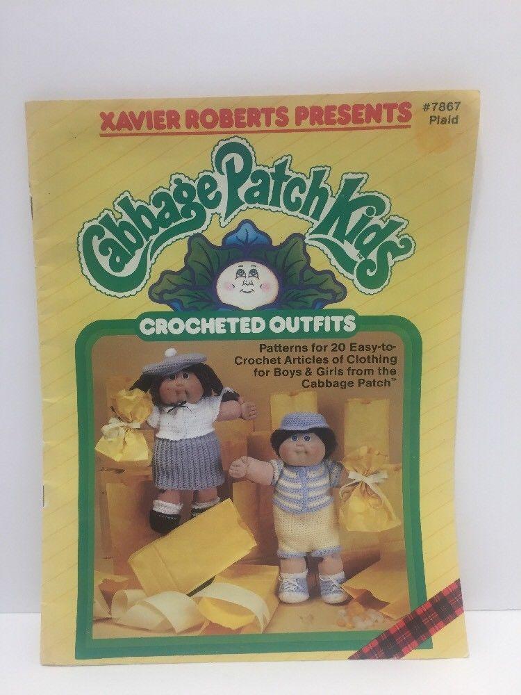 3 vintage coleco original cabbage patch kids doll lot 1985 xavier.