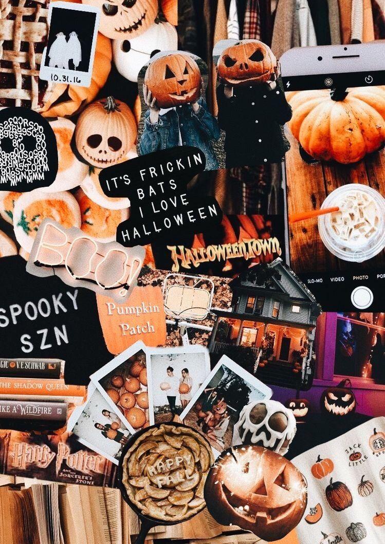 Gallery Relatableelife Vsco Cute Fall Wallpaper Halloween Wallpaper Iphone Fall Halloween Decor