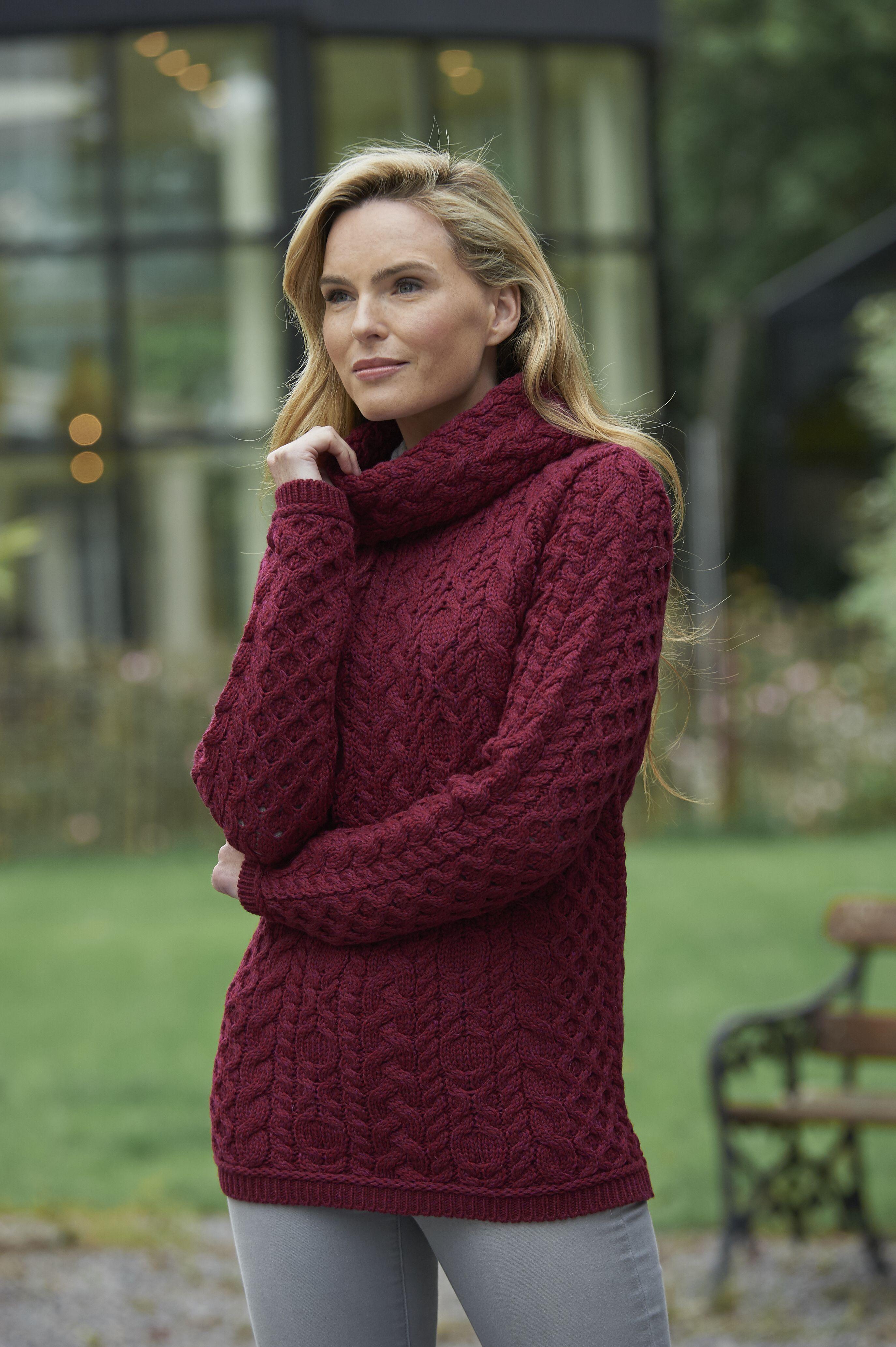 4745fd01f7be98 Pin by 💕Natallia Kulikouskaya on Irish Aran Sweaters