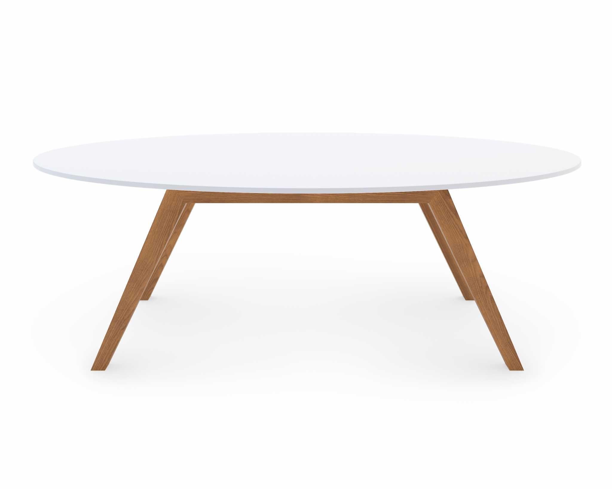 Dolf Coffee Table Rove Kure Scandinavian Design Mid Century Coffee Table Oval Coffee Tables Coffee Table [ 1638 x 2048 Pixel ]