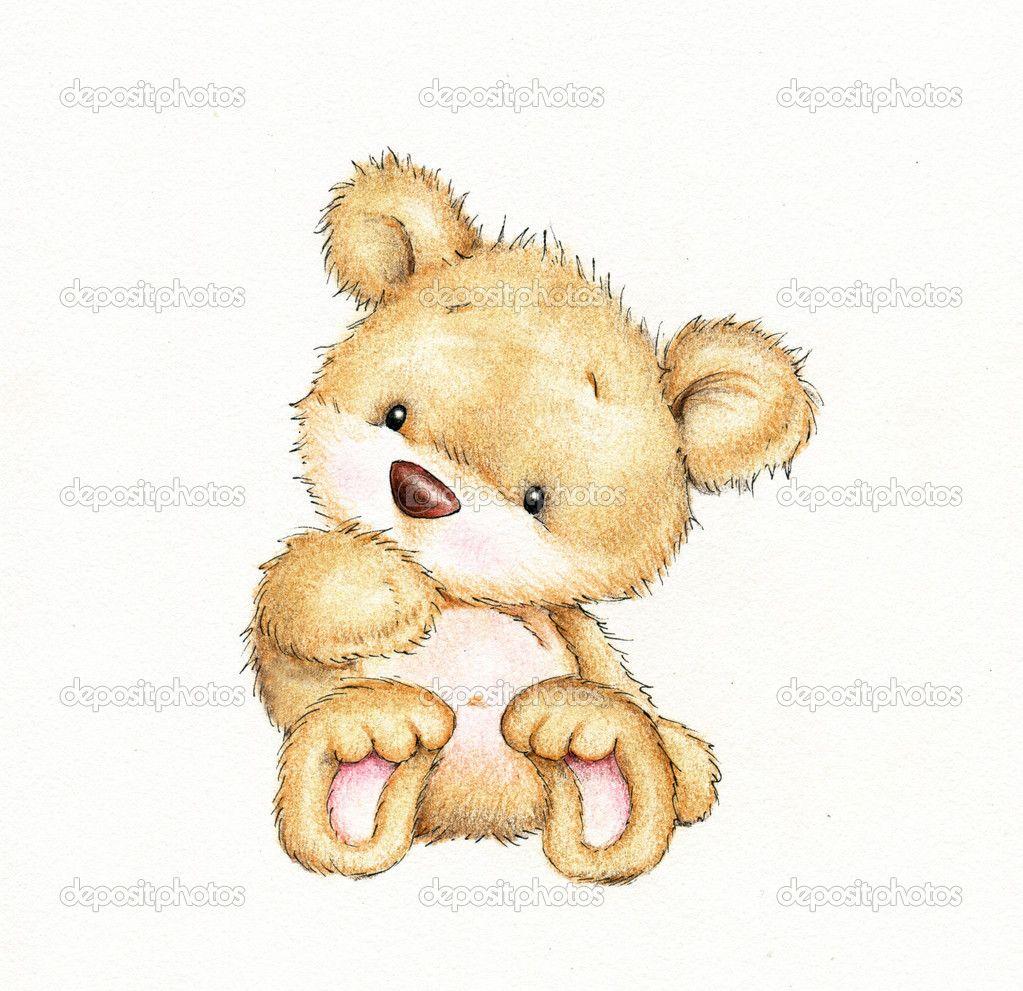 милый плюшевый мишка   ڪےツ Картинкиڪے   Pinterest   Bear images ...