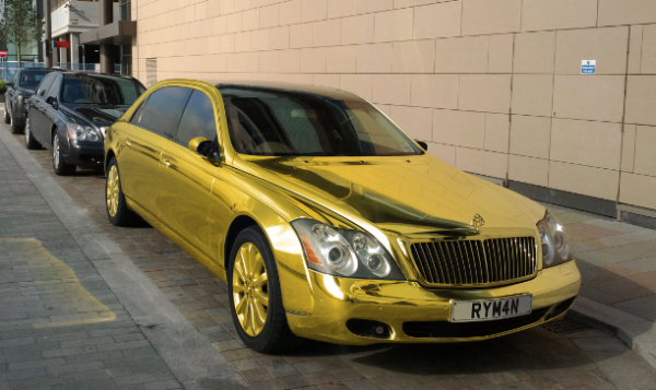 Maybach Available for Rent in Phnom Penh on Khmer24.com