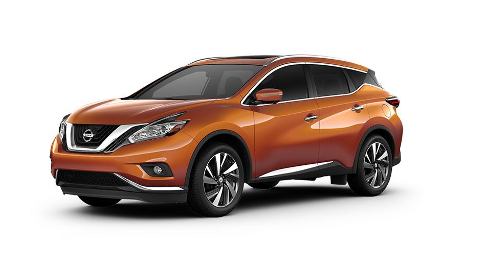 2015 Nissan Murano Sv Pacific Sunset