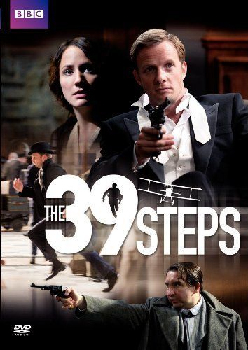 #18 - The 39 Steps - 2008 BBC remake of the 1935 classic.