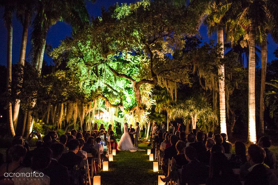 The Kampong Wedding Coconut Grove