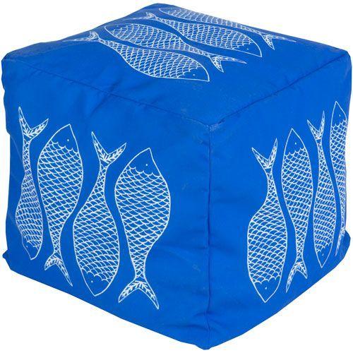 Blue And Gray Poufs Cube Pouf Outdoor Pouf Pouf Pouf Ottoman