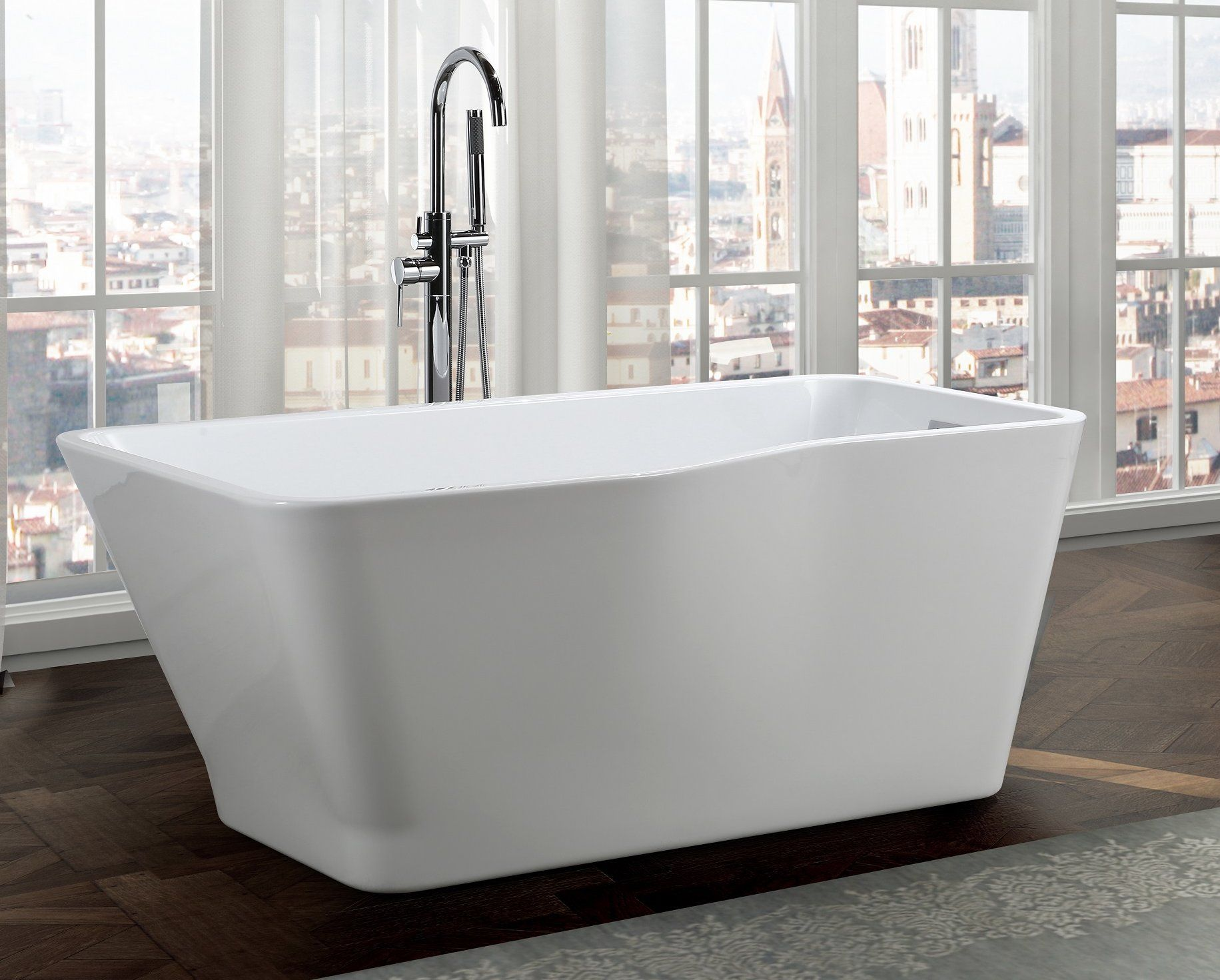 Bathtub Products House Construction Planset of dining room