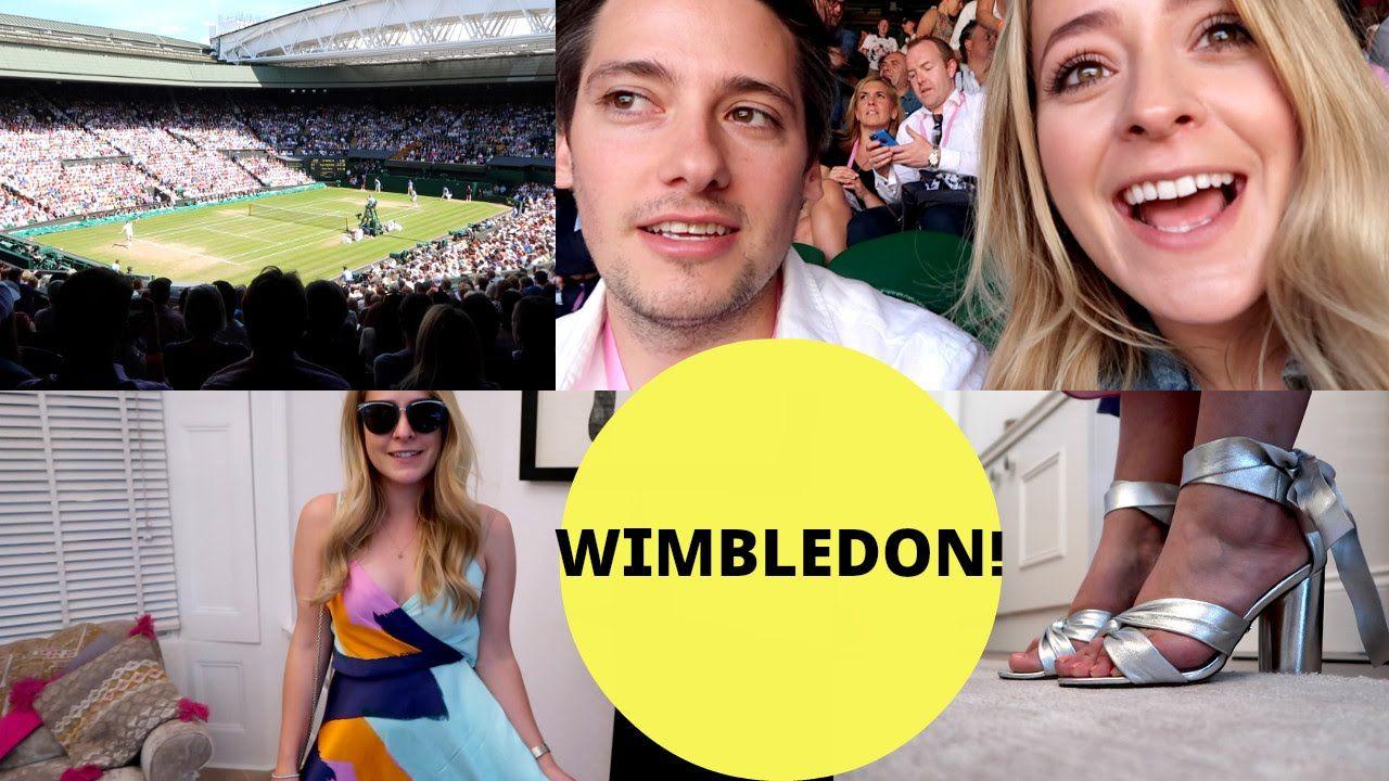 Popular Right Now  United Kingdom : Perfect Summer Day at WIMBLEDON! http://ift.tt/29L6QXa