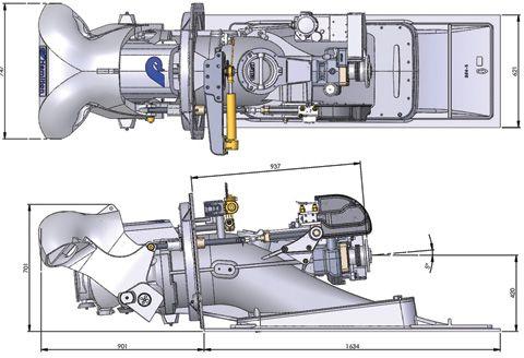 Waterjet Propulsion Jet Ski Projeto De Barco Barco